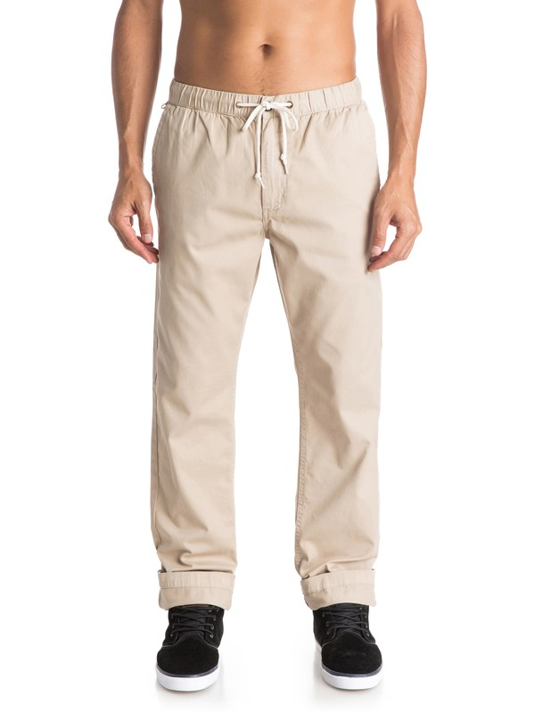 0 Waterman Coastal Chino Pants  AQMNP03013 Quiksilver