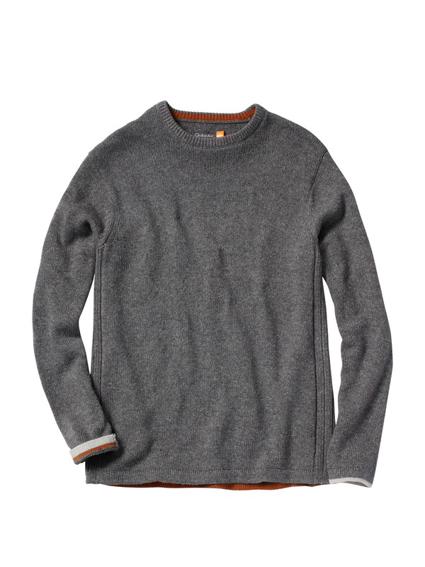 0 Men's Corners Sweater  AQMSW00000 Quiksilver