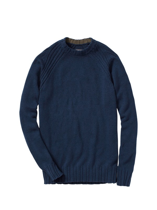0 Men's Pipes Sweater  AQMSW00003 Quiksilver