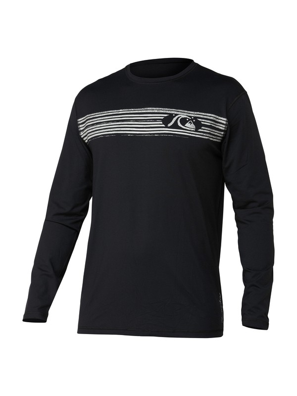 0 OFF THE WALL 2 LS  AQMWR00018 Quiksilver