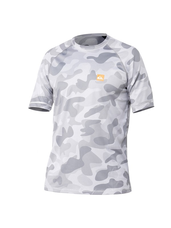 0 Surf N Turf SS Surf Shirt  AQMWR00019 Quiksilver