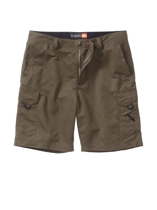 0 Men's Maldive Cargo Shorts  AQMWS00020 Quiksilver
