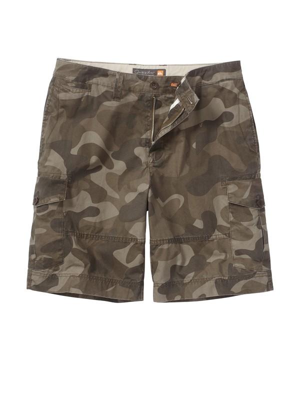 0 Men's Capilano Cargo Shorts  AQMWS00027 Quiksilver