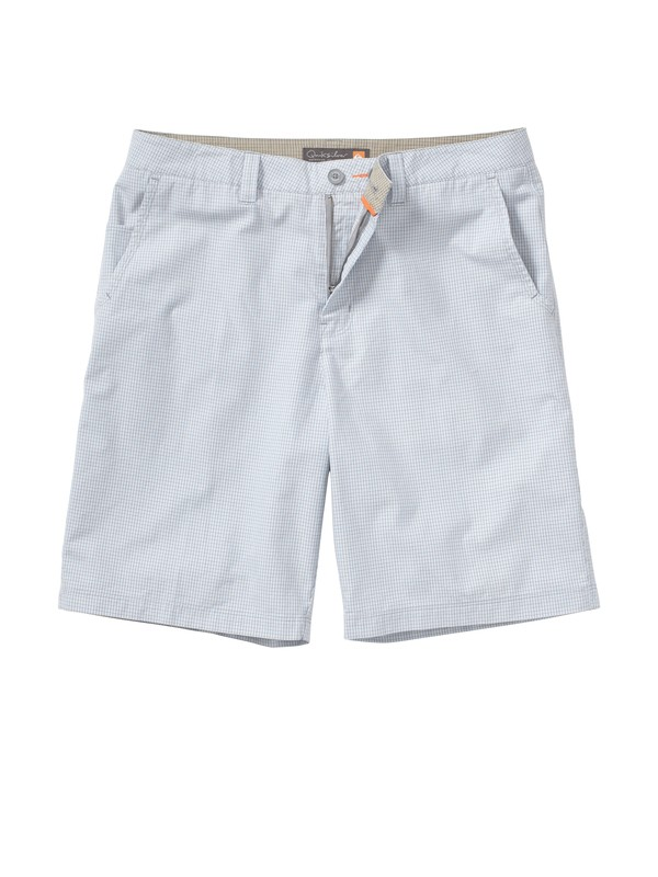 0 Men's Grayton Beach Shorts  AQMWS00034 Quiksilver
