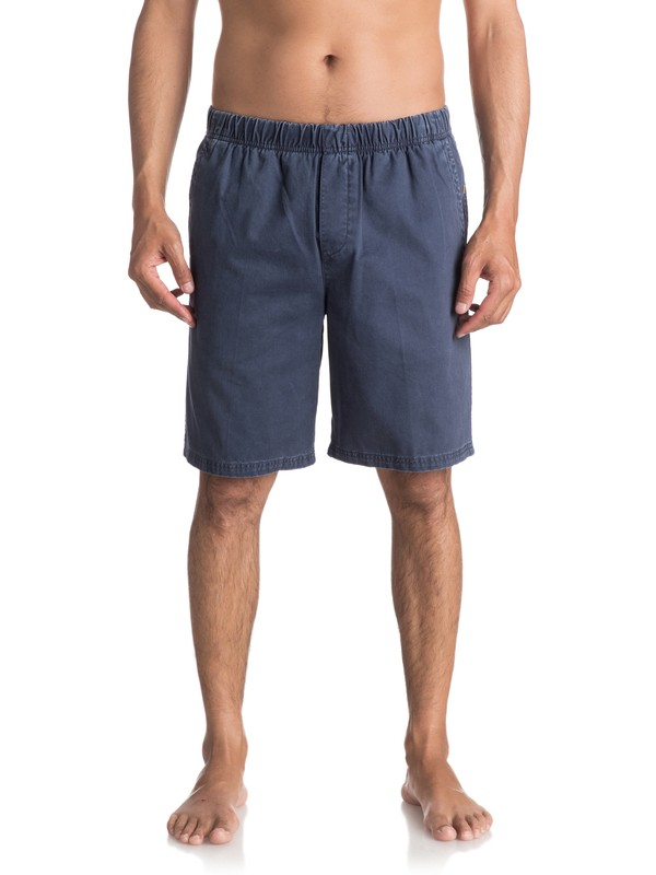0 Waterman Cabo Shorts Blue AQMWS03018 Quiksilver