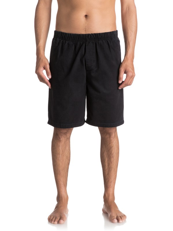 0 Waterman Cabo Shorts Black AQMWS03018 Quiksilver