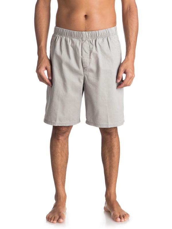 0 Waterman Cabo Shorts Grey AQMWS03018 Quiksilver