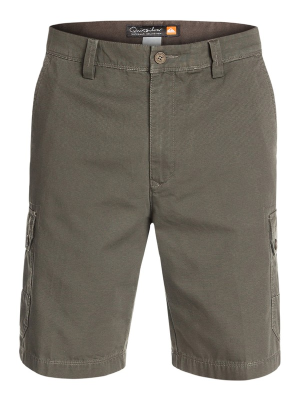 0 Men's Quest Cargo Shorts  AQMWS03033 Quiksilver