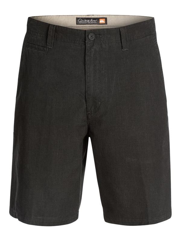 0 Shorts Montego Plaid - Hombre  AQMWS03037 Quiksilver