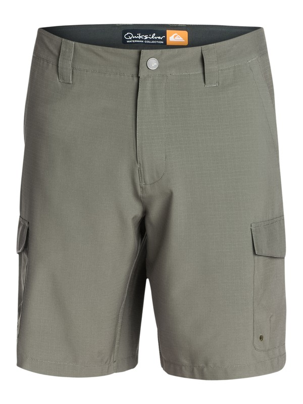 0 Men's Ripped 2 Amphibian Shorts  AQMWS03053 Quiksilver