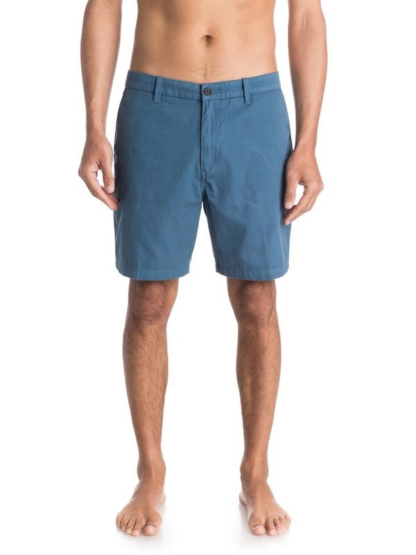 "0 Waterman Shortie Chino 18"" Shorts  AQMWS03057 Quiksilver"