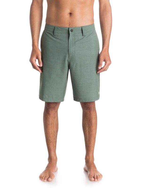 "0 Mens Moala 20"" Chino Shorts  AQMWS03061 Quiksilver"