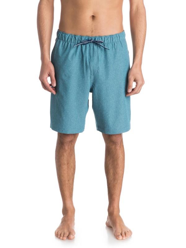 """0 Men's Suva 18"""" Shorts  AQMWS03070 Quiksilver"""