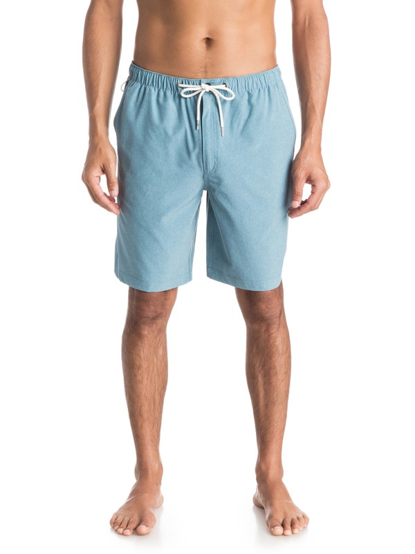 "0 Waterman Goodlife 20"" Amphibian Shorts  AQMWS03075 Quiksilver"