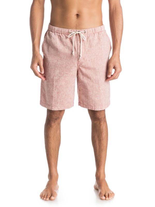 "0 Waterman Bahia 20"" Shorts  AQMWS03079 Quiksilver"