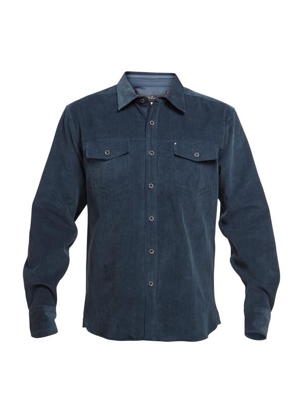 0 Men's Redwood Coast Corduroy Shirt  AQMWT03019 Quiksilver