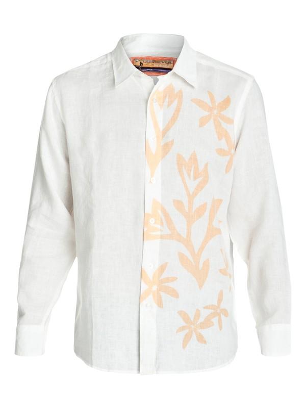 0 Men's Rai Long Sleeve Shirt  AQMWT03021 Quiksilver