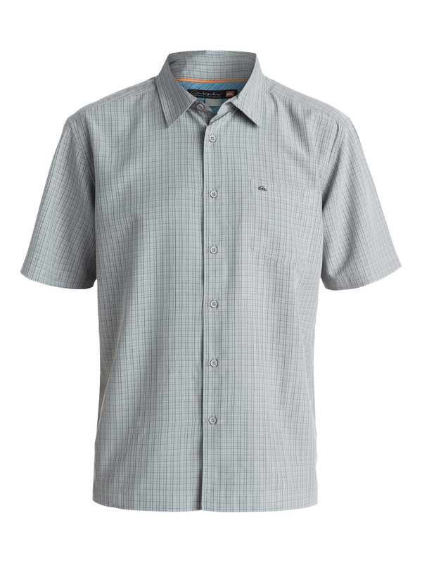 0 Men's Queensland Polynosic Shirt  AQMWT03035 Quiksilver