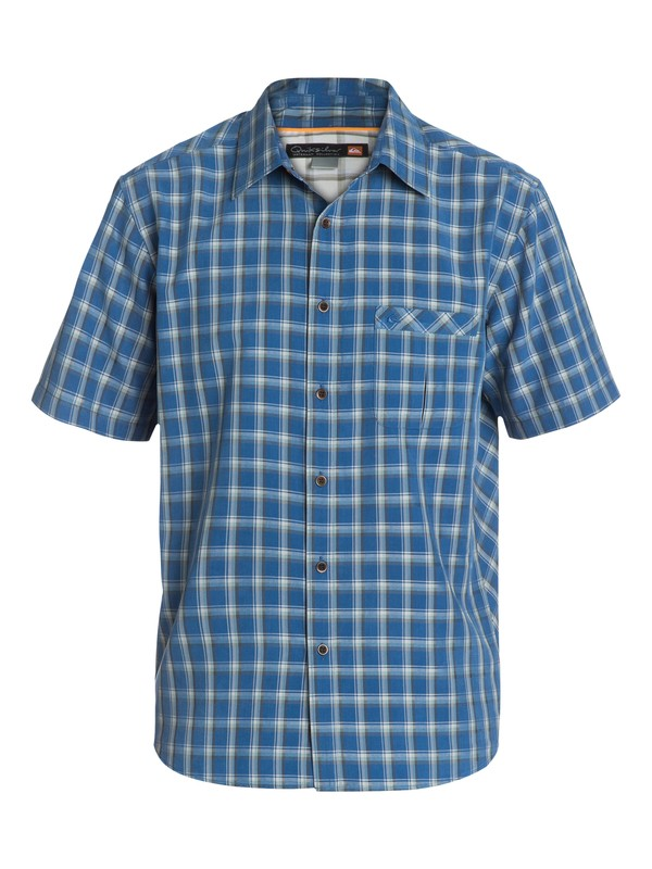0 Men's Burleigh Point Polynosic Shirt  AQMWT03038 Quiksilver