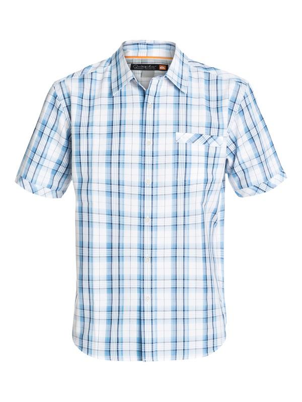 0 Men's Todos Santos Short Sleeve Shirt  AQMWT03080 Quiksilver