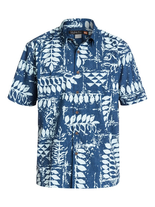 0 Camisa de Kings Point - Hombre  AQMWT03089 Quiksilver