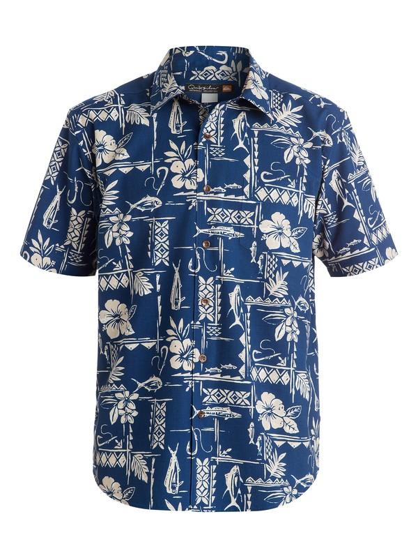 0 Camisa de Seagate - Hombre  AQMWT03100 Quiksilver