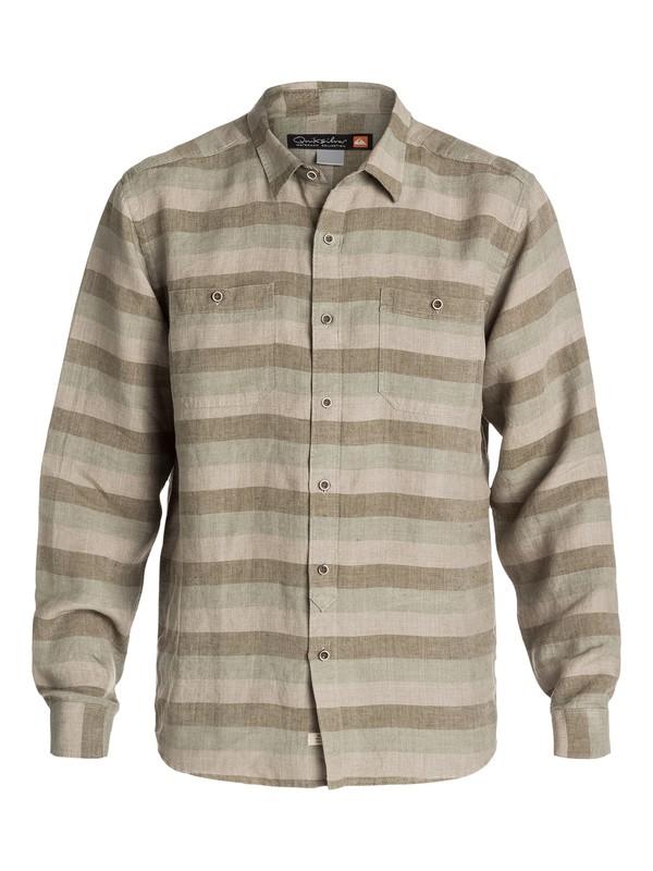 0 Capitola Button-Up Shirt  AQMWT03111 Quiksilver