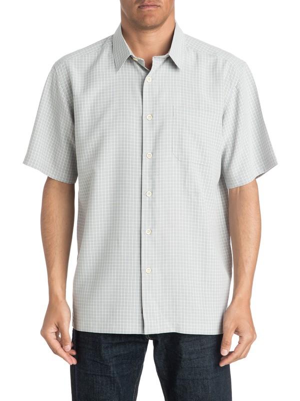 0 Waterman Buoy - Short Sleeve Shirt  AQMWT03166 Quiksilver