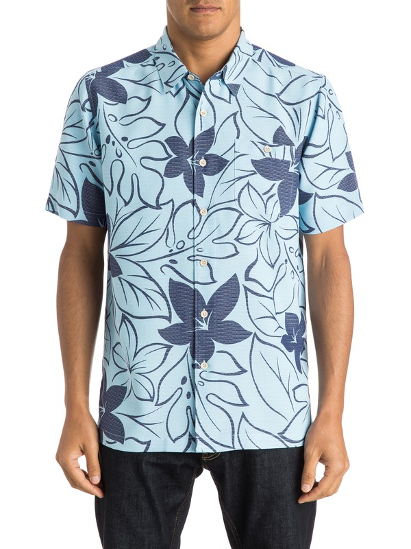 0 Waterman Encinitas  Shirt  AQMWT03190 Quiksilver