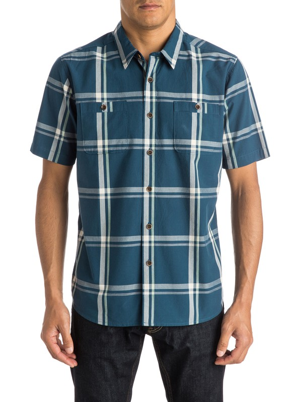 0 Waterman Observation Deck  Shirt  AQMWT03216 Quiksilver