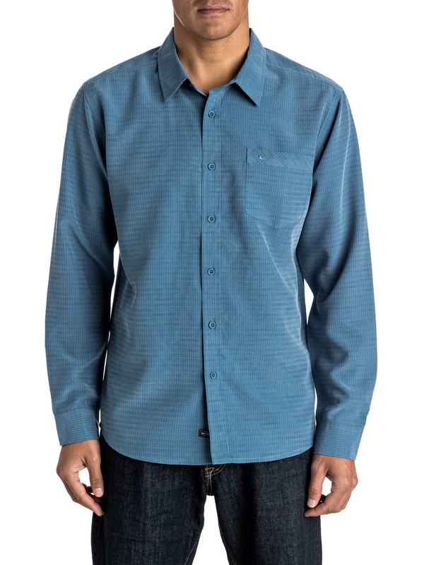 0 Waterman Centinela Long Sleeve Shirt  AQMWT03307 Quiksilver