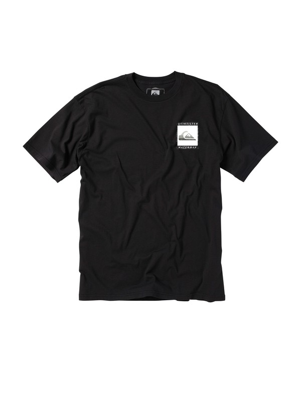 0 Men's Phantom T-Shirt  AQMZT00054 Quiksilver