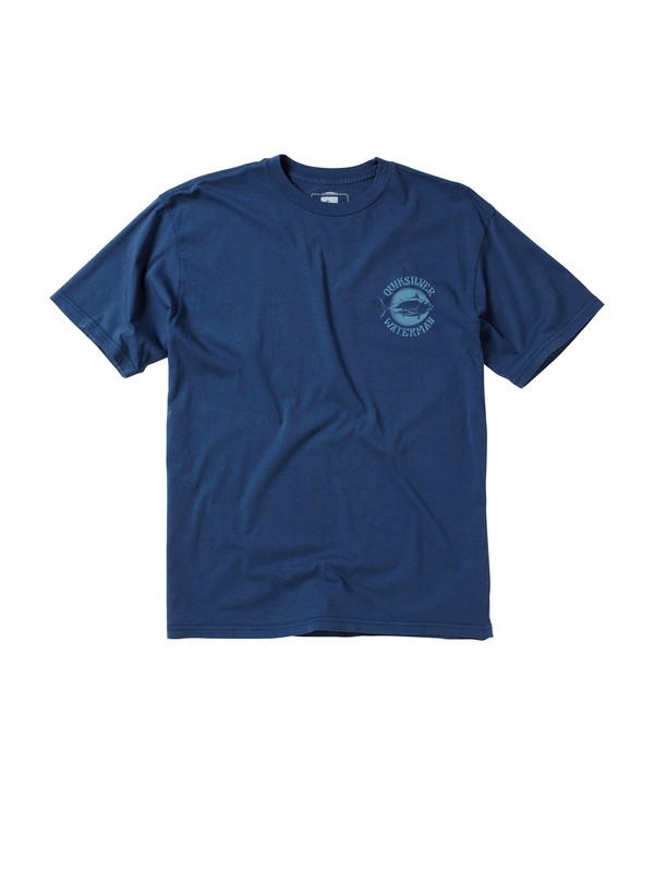 0 Men's Tuna Crossing T-Shirt  AQMZT00055 Quiksilver