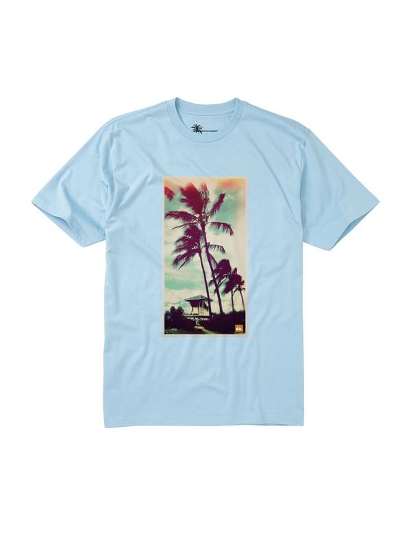 0 Men's Artifact T-Shirt  AQMZT00061 Quiksilver