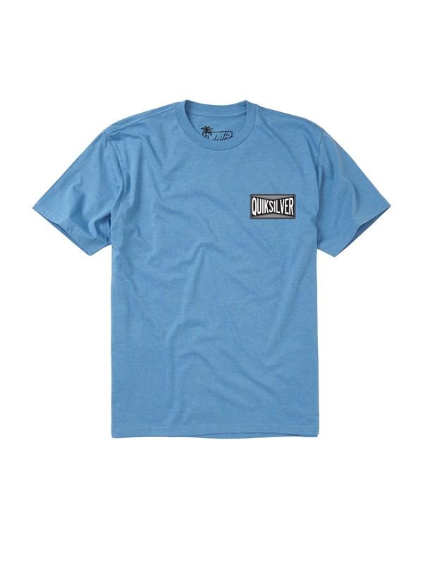 0 Men's Overdrive T-Shirt  AQMZT00062 Quiksilver