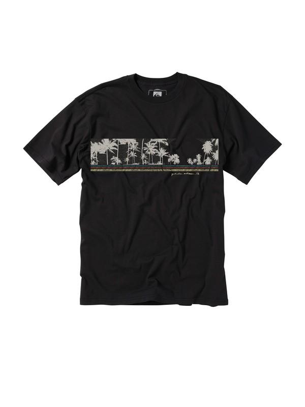 0 Men's West Set T-Shirt  AQMZT00086 Quiksilver