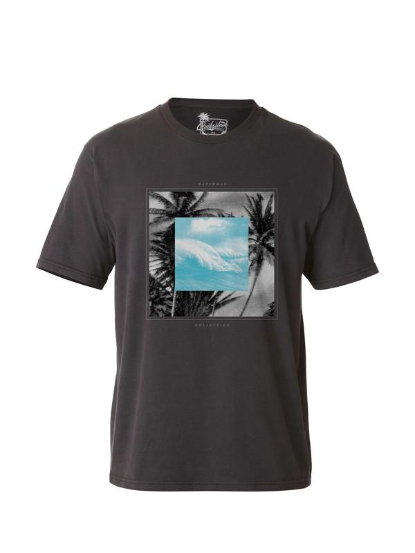 0 Men's Stormed T-Shirt  AQMZT03010 Quiksilver