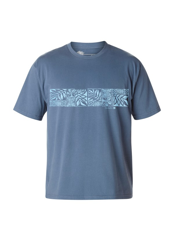 0 Men's Utopia T-Shirt  AQMZT03016 Quiksilver