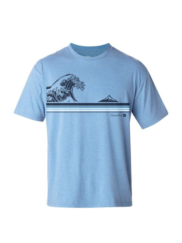 0 Men's Overhead T-Shirt  AQMZT03018 Quiksilver