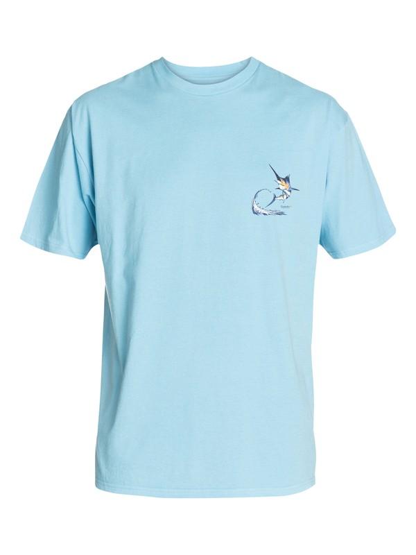 0 Camiseta Rise Up - Hombre  AQMZT03038 Quiksilver