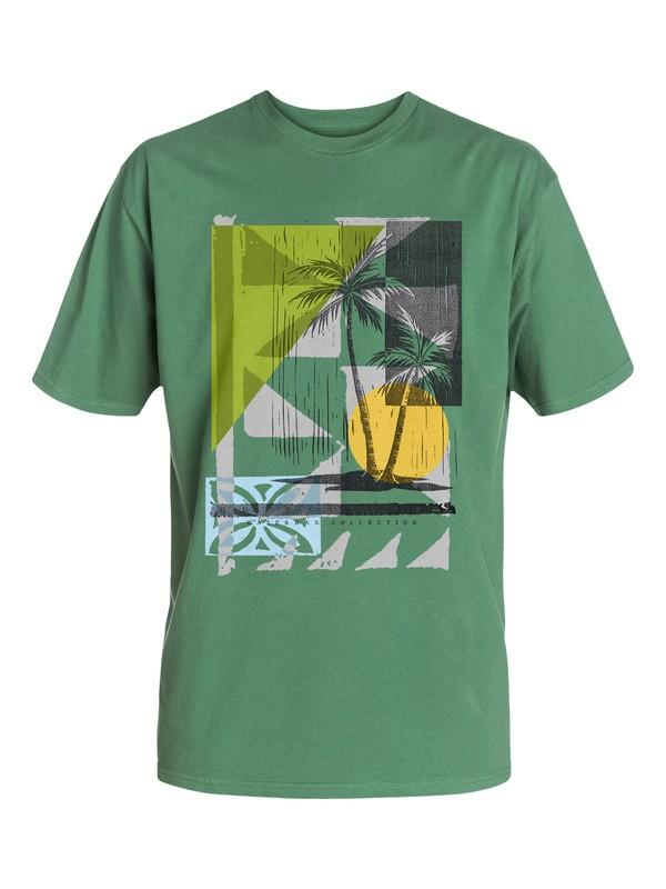 0 Men's Getaway T-Shirt  AQMZT03039 Quiksilver