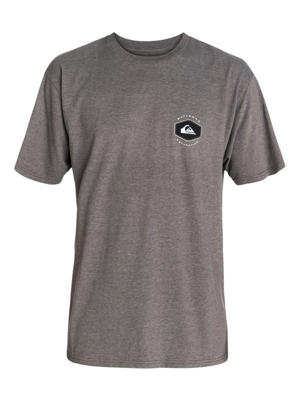 0 Men's Cold Collect T-Shirt  AQMZT03045 Quiksilver