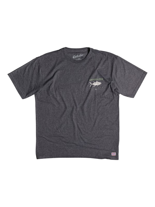 0 Mens The Catch Tee  AQMZT03070 Quiksilver