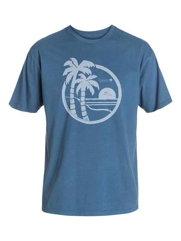 0 Men's Secret Spot T-Shirt  AQMZT03074 Quiksilver