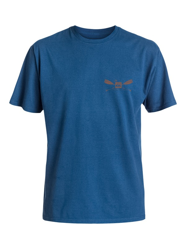 0 Men's Born From The Sea Tee  AQMZT03097 Quiksilver
