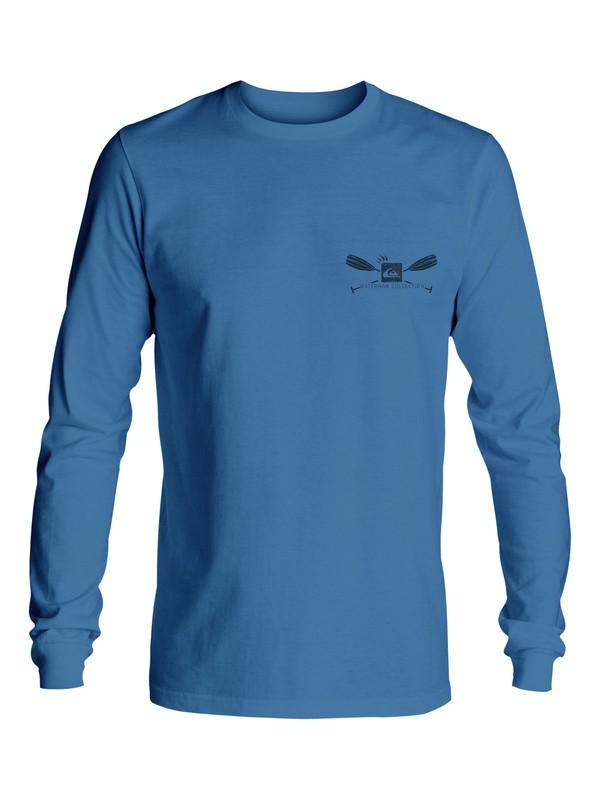 0 Camiseta Born From The Sea - Hombre  AQMZT03108 Quiksilver