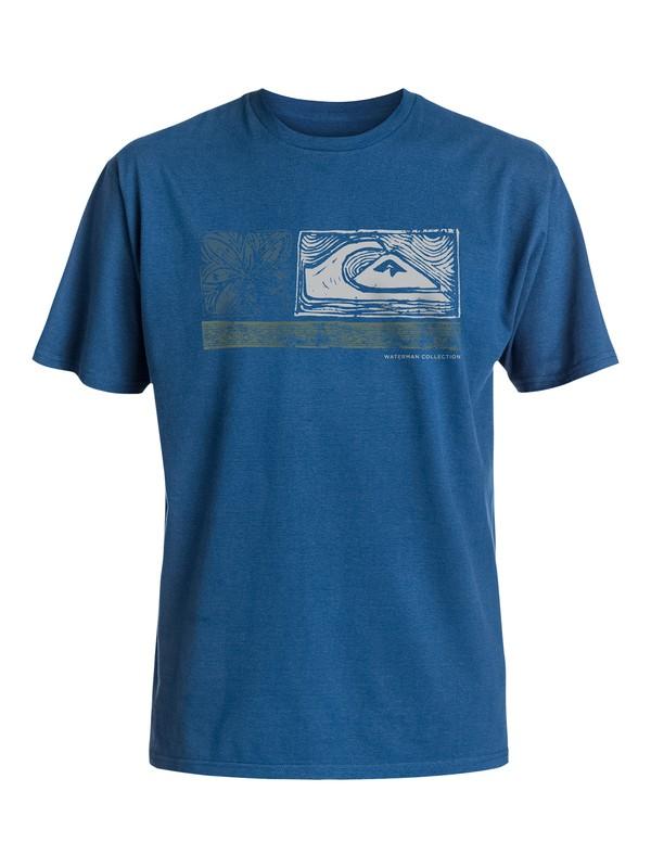 0 Men's Journeyman T-Shirt  AQMZT03115 Quiksilver