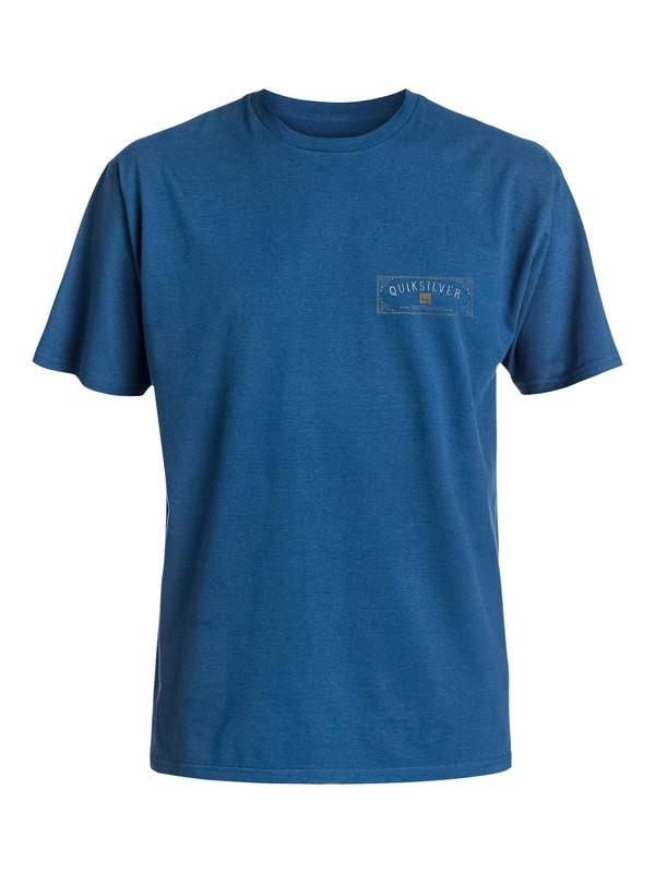 0 Men's Caledonia T-Shirt  AQMZT03125 Quiksilver
