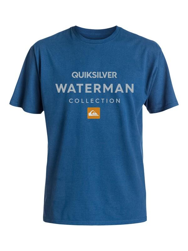0 Camiseta Heavy Waters - Hombre  AQMZT03132 Quiksilver