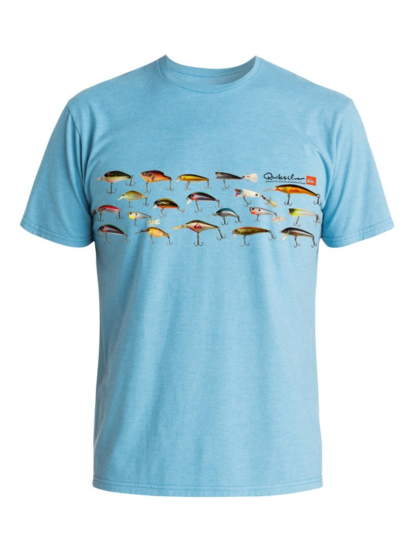 0 Mens Tacklebox Tee  AQMZT03140 Quiksilver